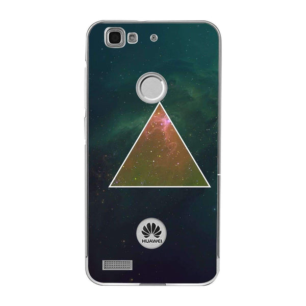 Phone Case Triangle Universe HUAWEI Ascend Nova - Guardo - Guardo,