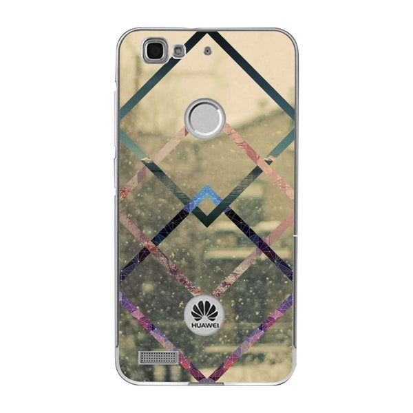 Phone Case Triangles HUAWEI Ascend Nova - Guardo - Guardo,
