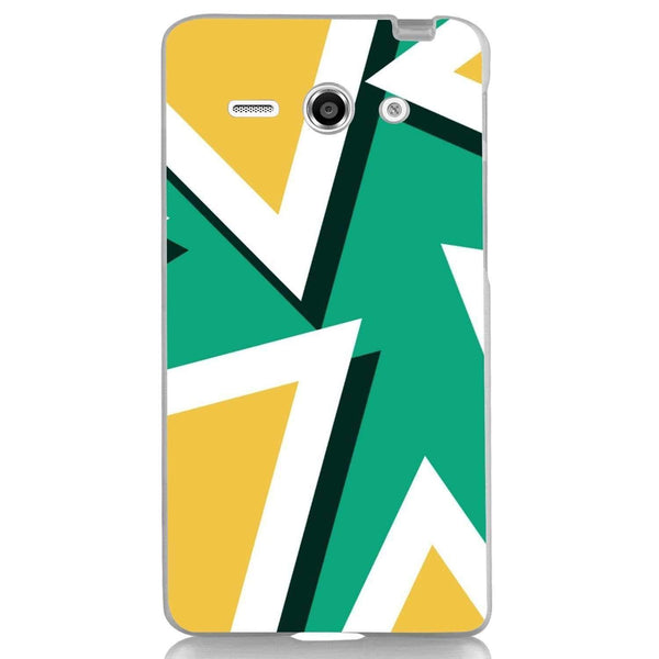 Phone Case Triangles Texture HUAWEI Ascend Y530 - Guardo - Guardo,
