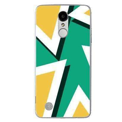Phone Case Triangles Texture LG K4 2017 - Guardo - Guardo,