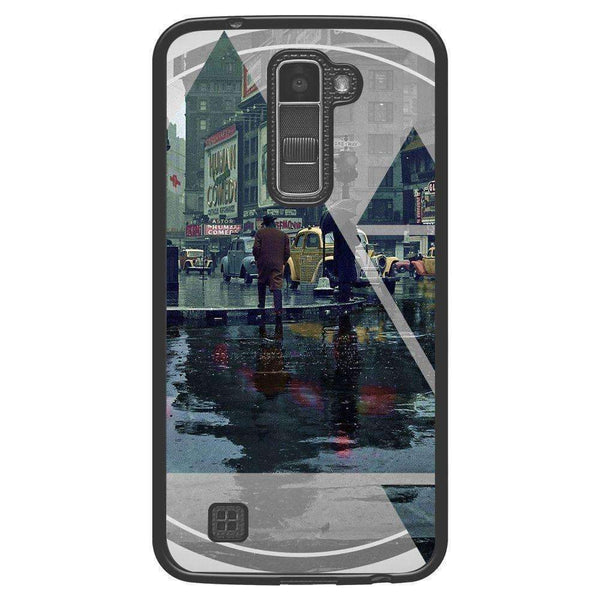 Phone Case Tryangle City LG K10 - Guardo - Guardo,