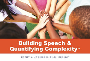 Building Speech and Quantifying Complexity Kit