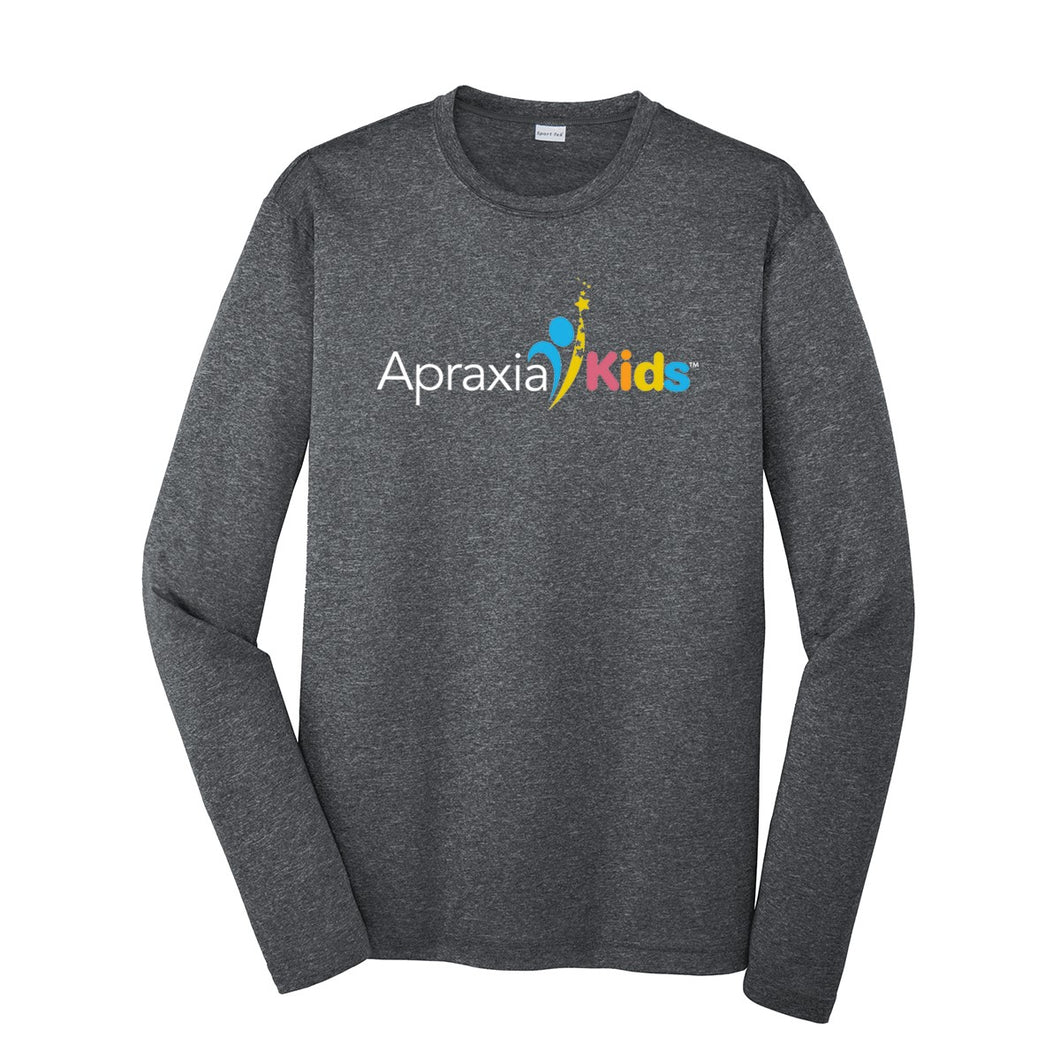 Apraxia Kids™ Performance Long Sleeve Tee