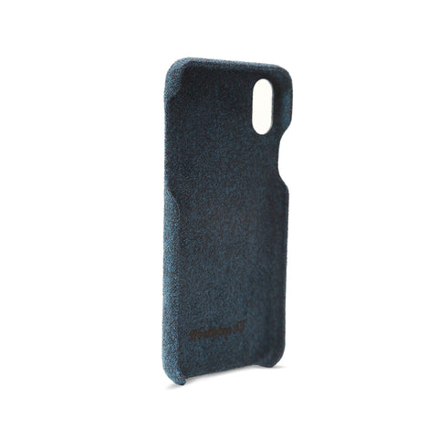 Aegean Blue Fabric iPhone Case | Workshop68