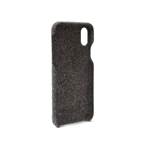 Pebble Grey Fabric iPhone Case | Workshop68