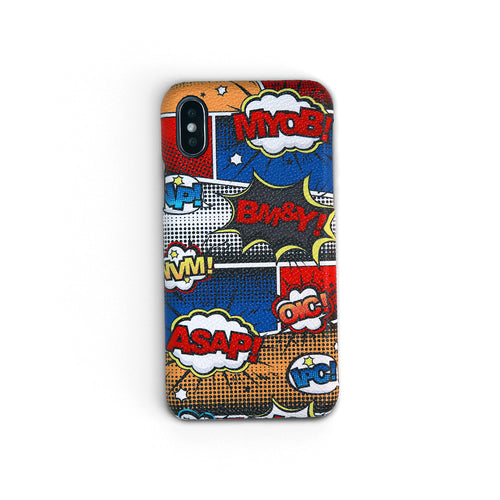 BM&Y! | iPhone Case by Workshop68