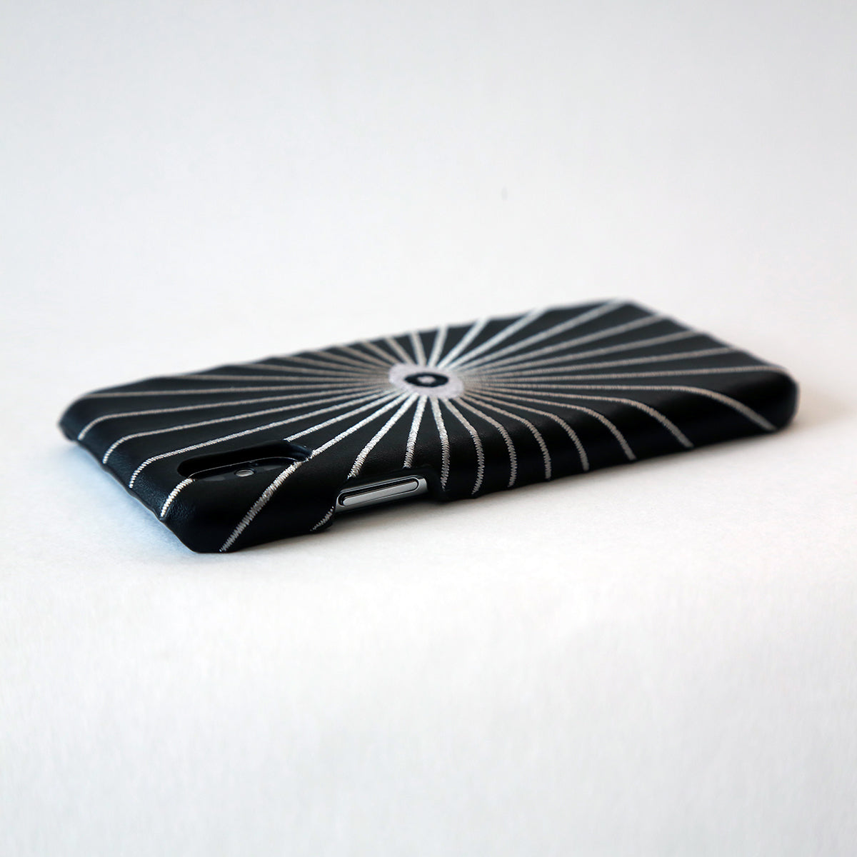 All Seeing Eye | Embroidered iPhone Case by Workshop68
