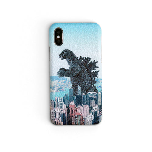 Hongzilla | iPhone Case by Workshop68
