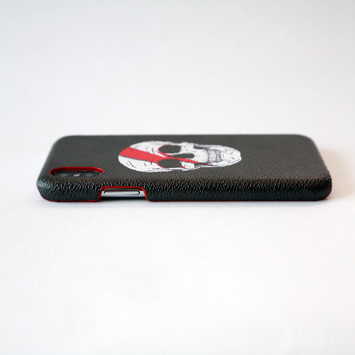Struck Skull | iPhone Case by Workshop68