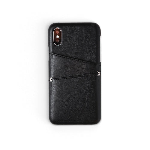 Shadow Black Dual Wallet