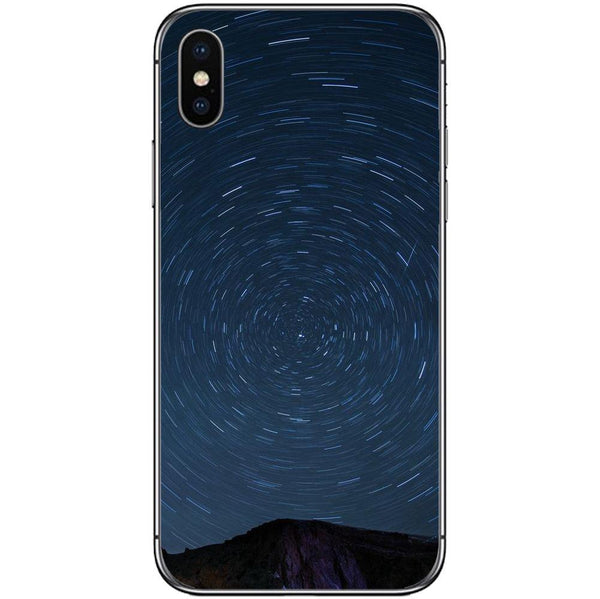 Etui na telefon Circular Sky APPLE Iphone X