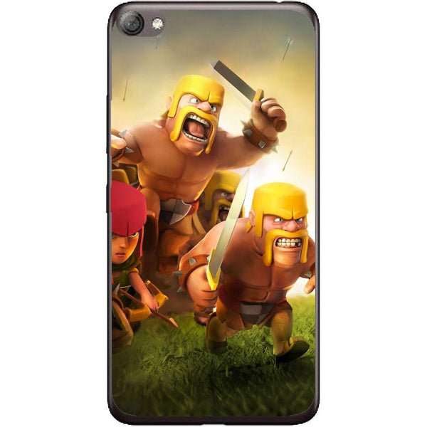 Etui na telefon Clash Of Clans Fighters Lenovo S60