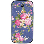Etui na telefon Clasic Floral Bouqet SAMSUNG Galaxy S3