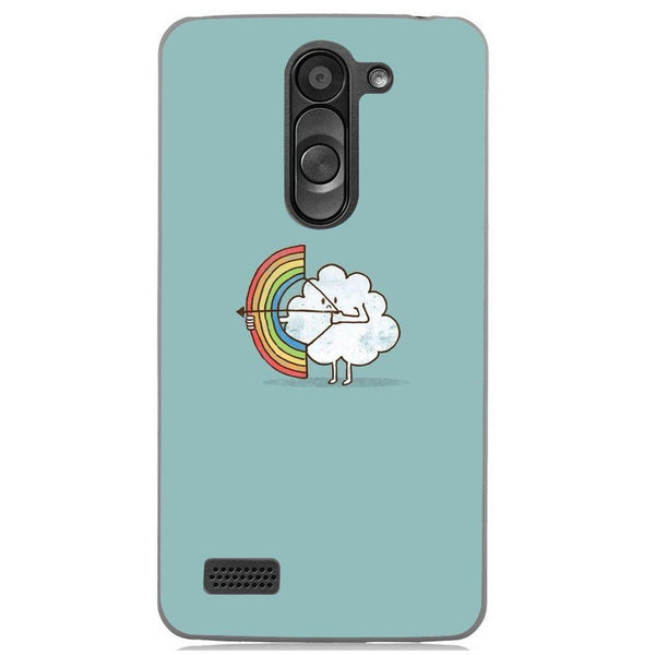 Etui na telefon Cloud Archer LG L Bello