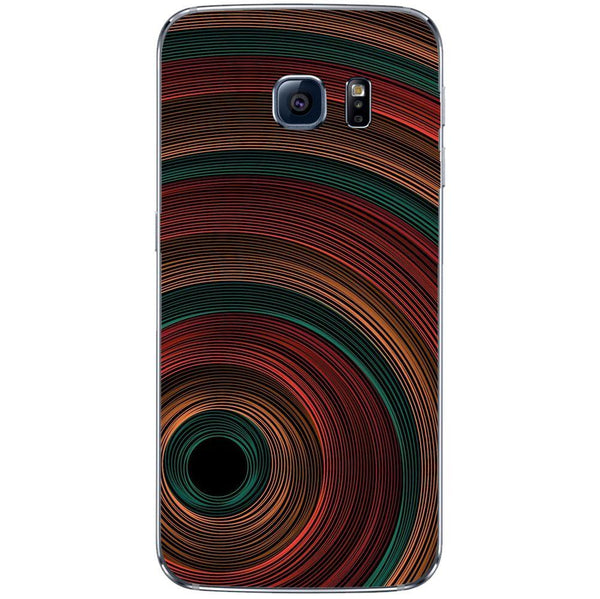 Etui na telefon Color Tunnel Circles SAMSUNG Galaxy S8