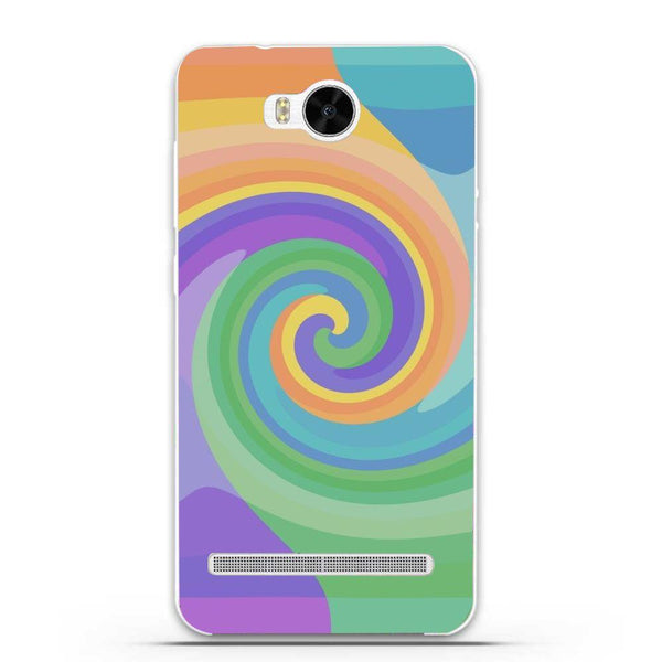 Etui na telefon Color Twist HUAWEI Ascend Y3 Ii