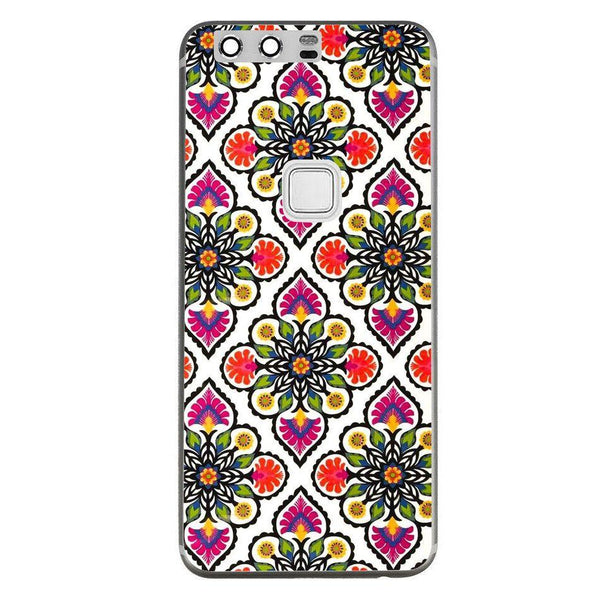 Etui na telefon Color Floral Minimalist Old Pattern HUAWEI Ascend P10 Plus