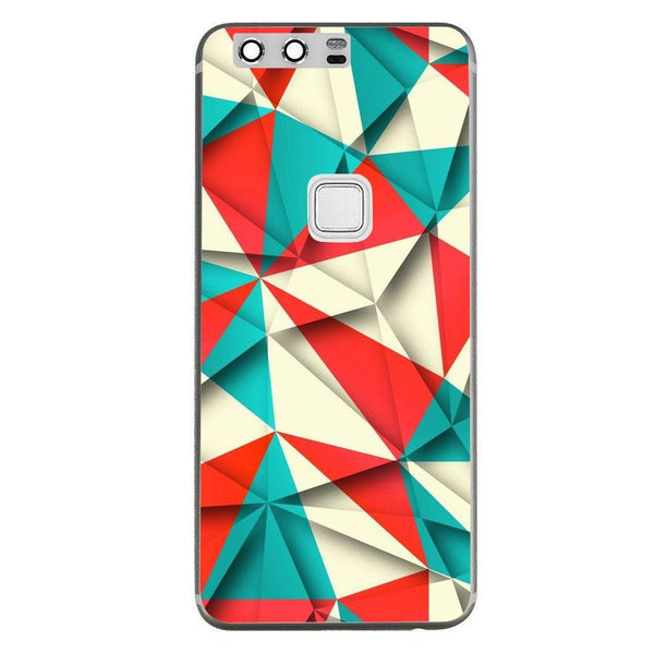 Etui na telefon Coloured Papper Pattern HUAWEI Ascend P10 Plus