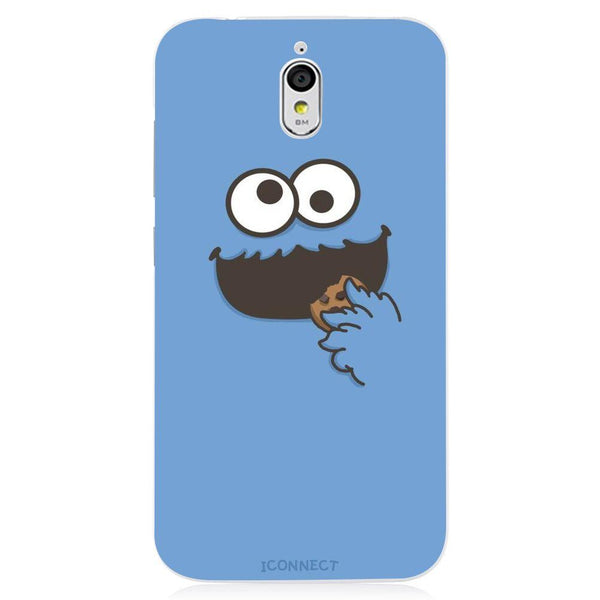 Etui na telefon Cookie Monster HUAWEI Ascend Y625