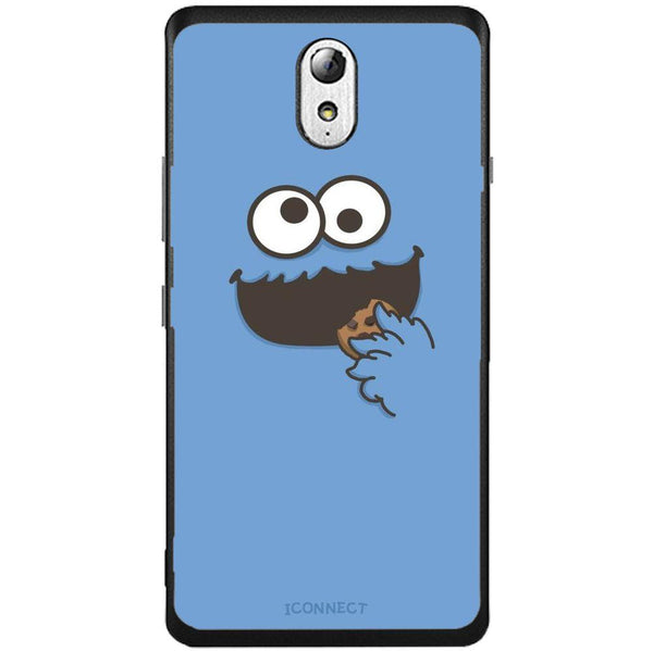 Etui na telefon Cookie Monster Lenovo Vibe P1m