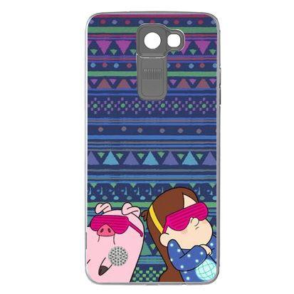 Etui na telefon Cool Maple LG K8