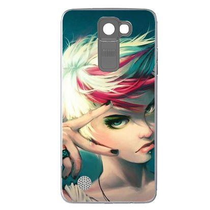 Etui na telefon Cool Illustrator Girls LG K8