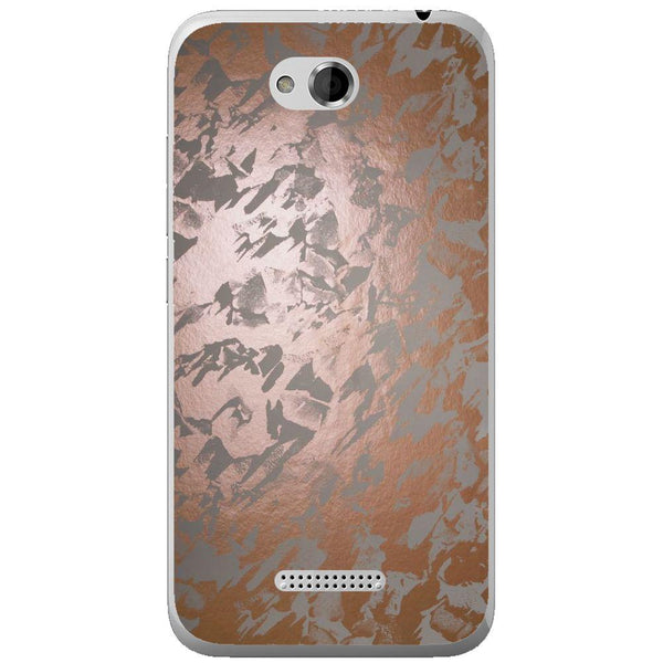 Etui na telefon Copper Rose HTC Desire 616