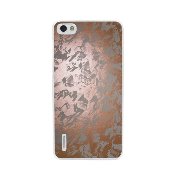 Etui na telefon Copper Rose HUAWEI Ascend P7