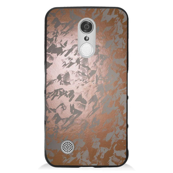 Etui na telefon Copper Rose LG K8 2017