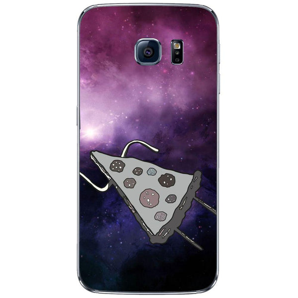Etui na telefon Cosmic Pizza Slice SAMSUNG Galaxy S6 Edge