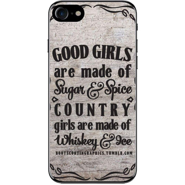 Etui na telefon Country Girls Outes APPLE Iphone 8