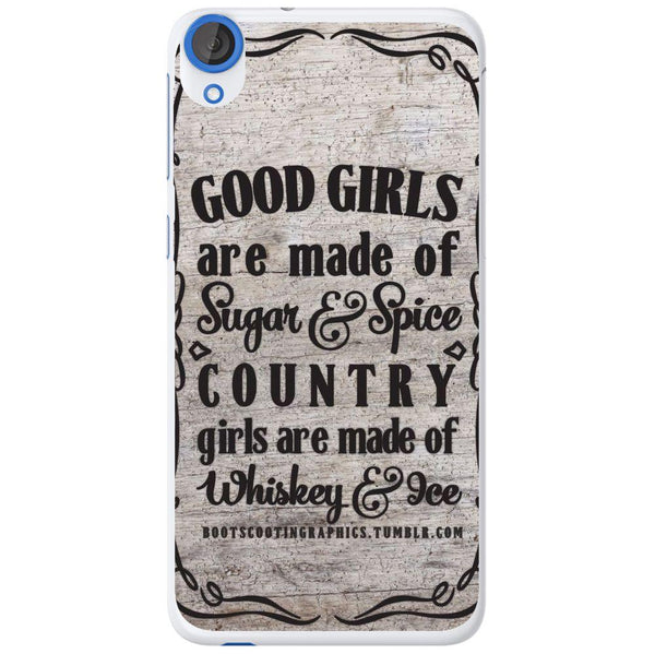 Etui na telefon Country Girls Outes HTC Desire 820