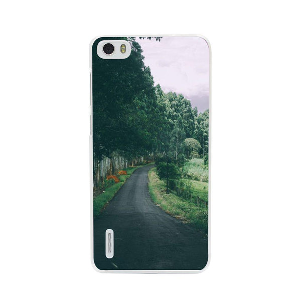 Etui na telefon Country Road HUAWEI Ascend P7