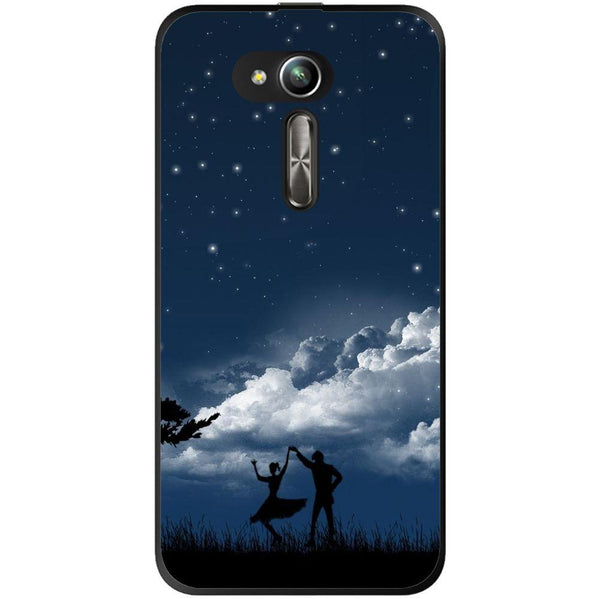 Etui na telefon Couple Dance Sky Night Asus Zenfone Go Zb500kg