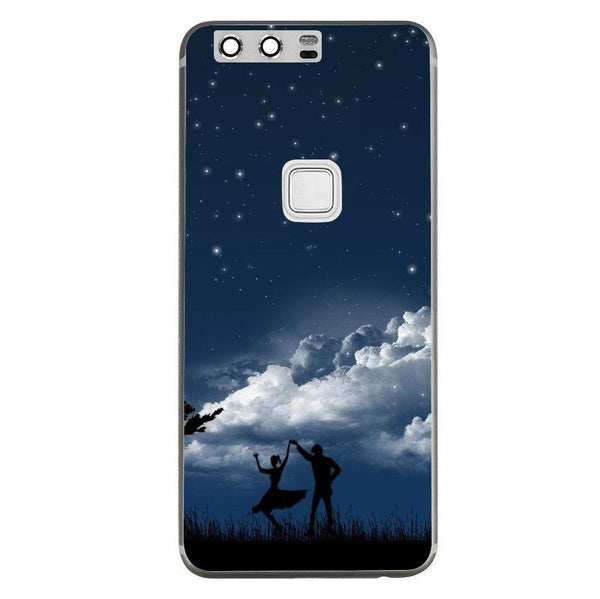 Etui na telefon Couple Dance Sky Night HUAWEI Ascend P10 Plus