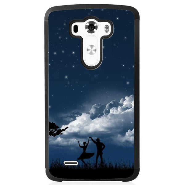 Etui na telefon Couple Dance Sky Night LG G4