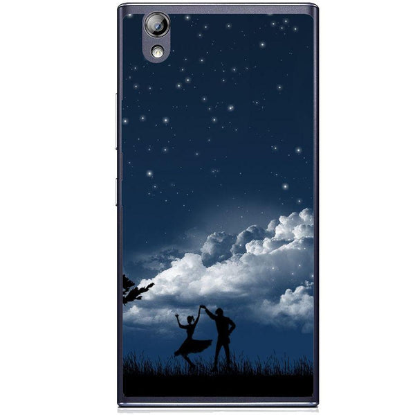 Etui na telefon Couple Dance Sky Night Lenovo P70