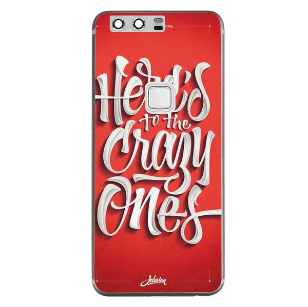 Etui na telefon Crazy Friends HUAWEI Ascend P10 Plus