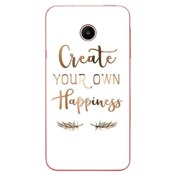 Etui na telefon Create Your Own Happiness HUAWEI Ascend Y330