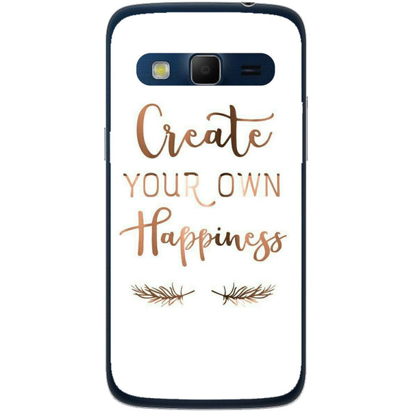 Etui na telefon Create Your Own Happiness Samsung Galaxy Express 2 G3815