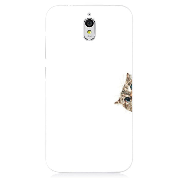 Etui na telefon Curious Cat Sneaking Up HUAWEI Ascend Y625