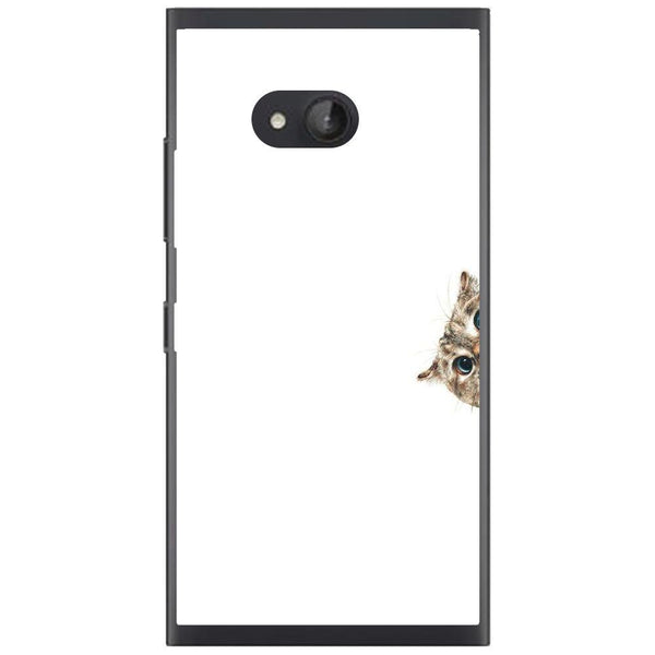 Etui na telefon Curious Cat Sneaking Up Nokia Lumia 730 735