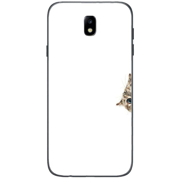 Etui na telefon Curious Cat Sneaking Up SAMSUNG Galaxy J3 2017