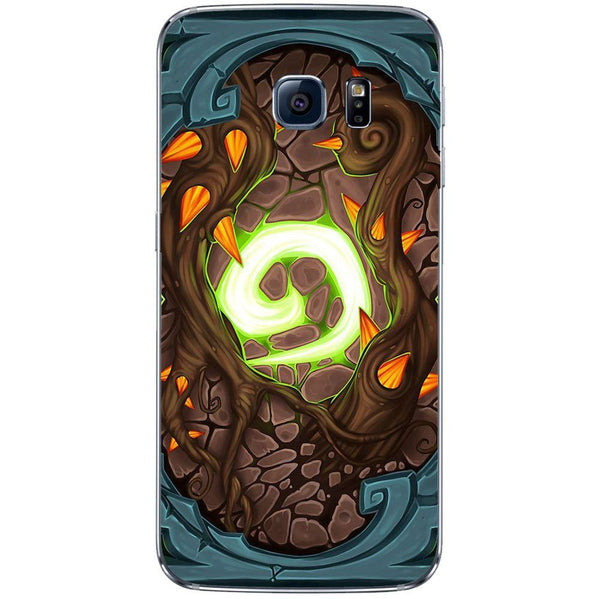 Etui na telefon Custom Hearthstone Card Back SAMSUNG Galaxy S8