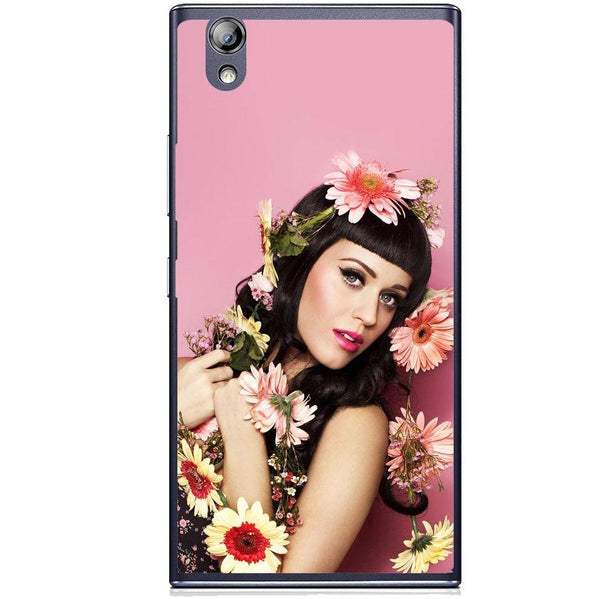 Etui na telefon Cute Kate Perry Lenovo P70
