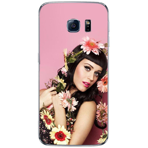 Etui na telefon Cute Kate Perry SAMSUNG Galaxy S6 Edge
