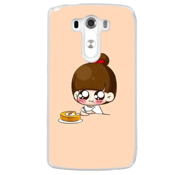 Etui na telefon Cute Little Girl LG G3