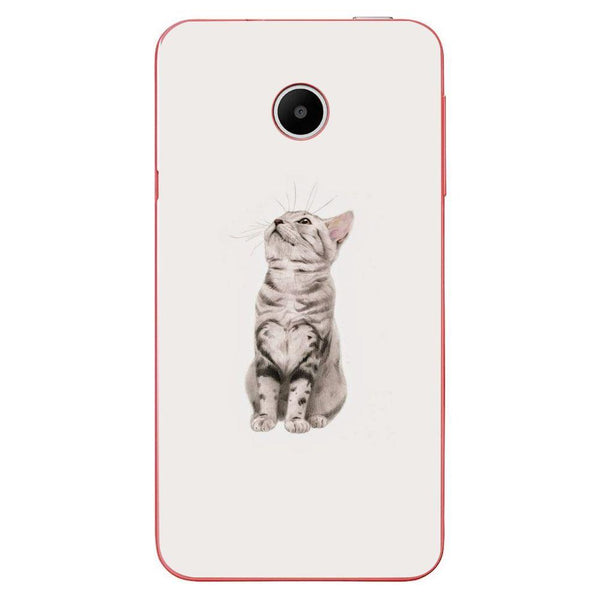 Etui na telefon Cute Little Tiger Cat HUAWEI Ascend Y330