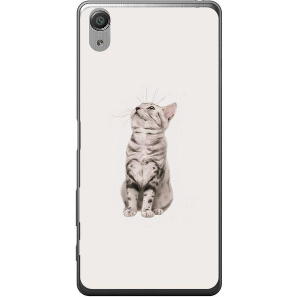 Etui na telefon Cute Little Tiger Cat Sony Xperia X Performance
