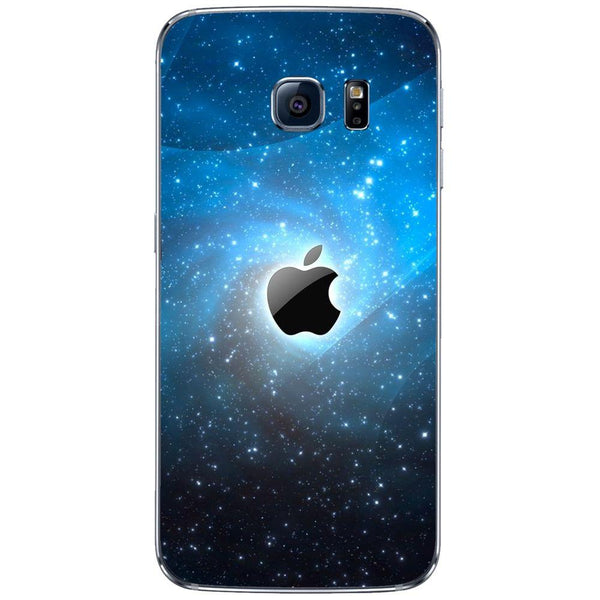 Etui na telefon Cosmic Apple SAMSUNG Galaxy S6 Edge